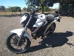Título do anúncio: Yamaha Fazer 250cc 2018