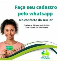 Venda do maior cartão de desconto do Brasil