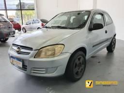 Chevrolet Celta Life 1.0 Flex | 2008 | Ar condicionado - Rodas de liga-leve