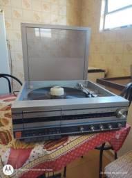 Toca disco de vinil retro original!! Philips AH840