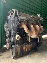 Motor Completo Zetec Escort 99 - 1.8 16v