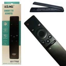 Controle Remoto Tv Smart Led 4k LE-7702 Samsung