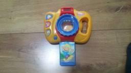 Máquina Fotográfica de brinquedo Fisher Price