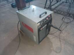 Maquina de solda Mig 410 bambozzi