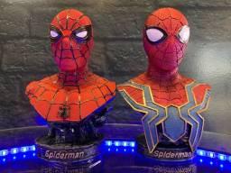 Busto Lançamento do Homem Aranha