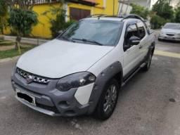 Fiat strada 1.8 2015/15 ( parcelo)
