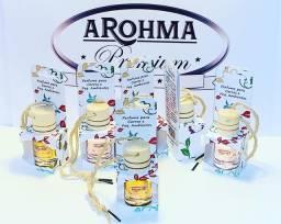 Perfume pra carros e peq. Ambientes (Arohma Premium)