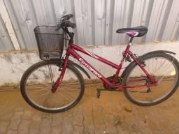 Bicicleta semi nova Enterprise WF6
