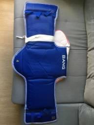 Colete - protetor de torax - taekwondo