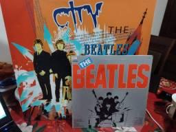 Beatles quatro e disco Vini