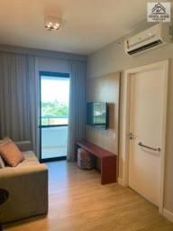 Apartamento para Locação em Salvador, Caminho das Arvores, 1 dormitório, 1 suíte, 1 banhei
