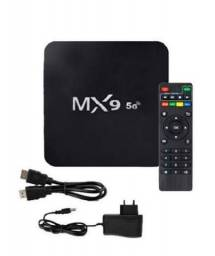 Título do anúncio: TV box  Mx9 5g