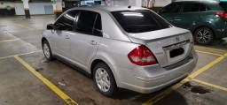 Título do anúncio: Nissan Tiida Sedan 1.8 16v Manual 6m 2011