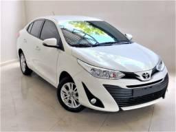 Título do anúncio: Yaris XL Sedan 1.5 2019 (Na Garantia) + Laudo Cautelar I 81 98222.7002 (CAIO)