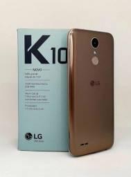 LG k10 Novo/ Com pelicula e capinha ja