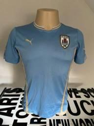 Camisa Seleção Uruguay - 2015