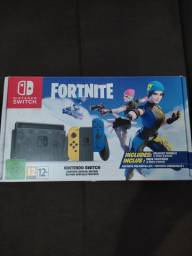 Título do anúncio: Nintendo Switch - Fortnite Edition