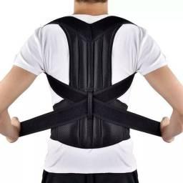 Colete corretor de postura e lombar Magnética