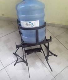 Suporte Gás e água
