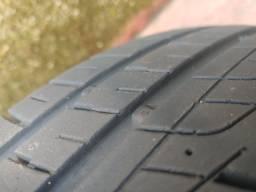 Kit 2 Pneus 195 60 15 Pirelli Formula Pouco Uso