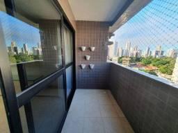 Título do anúncio: Apartamento para venda com 114 metros quadrados com 3 quartos em Jaqueira - Recife - PE