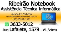 Ribeirão Notebook Asistência Técnica em Informática Vila Seixas Rua Lafaiete,1579