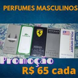 Título do anúncio: Perfumes importados - Promoção
