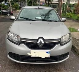 ALUGO MOTORISTA DE APP TRANSPORTE Renault Logan 2017