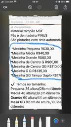 MESAS RETRÔ ARTESANAL