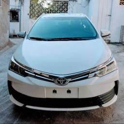 Corolla GL 1.8 com GNV único dono com 33 mil km troco ou financio