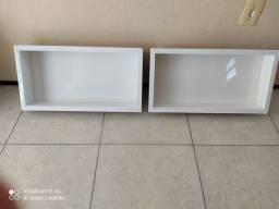 Título do anúncio: Bicho branco (0,50x0,30)m