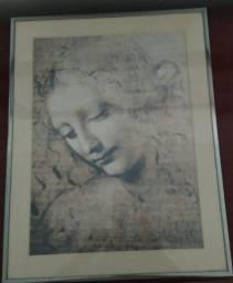 Quadros Leonardo da Vinci