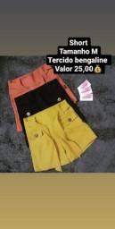 Short bengaline M 36 ao 40