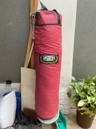 Saco de Box com pendurador