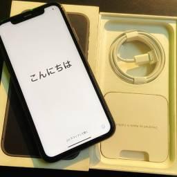 iPhone 11 64gb preto na garantia + case