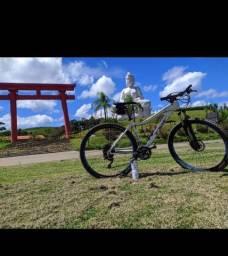 Título do anúncio: Bike TSW + roupas de pedal