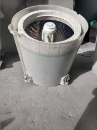 Tanque máquina de lavar Brastemp
