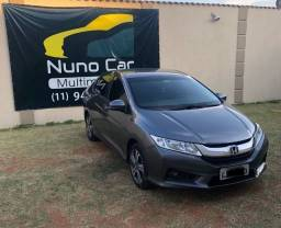 Título do anúncio: Honda City 2016 LX 1.5 Flex Automático