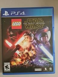 Jogo Lego PS4 Star Wars