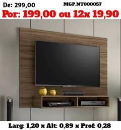 Saldão em MS- Painel de TV- Televisão até 49 Plg-Polegada- Sala
