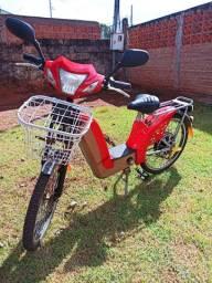 Bicicleta Elétrica Souza