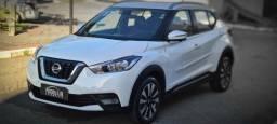 Nissan kicks 1.6 SL Automático Top de linha vendo troco e financio R$