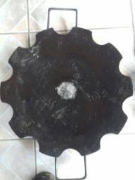 Assadeiras disco arado grande