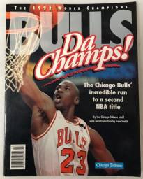 Revista Chicago Bulls The 1992 World Champions