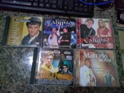 5 cds originais ( Em ótimo estado de conservação)