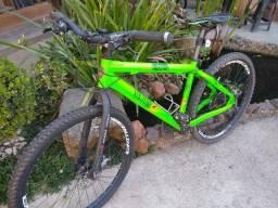 Bike aro 26 MTB Shimano 24 velocidades