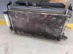 Título do anúncio: Kit radiador prisma celta com ar condicionado