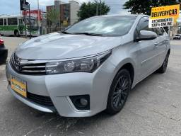 Toyota Corolla 2017 GLI 1.8 aut c/ GNV !!!!!