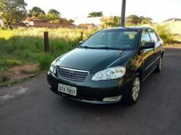 Corolla Xei 1.8 AUT 2007 Ac trocas - 2007