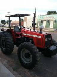 Trator Massey Ferguson 275 4x4 ano 2005